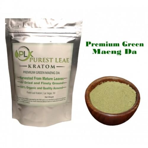 Premium Green Maeng Da Kratom Powder