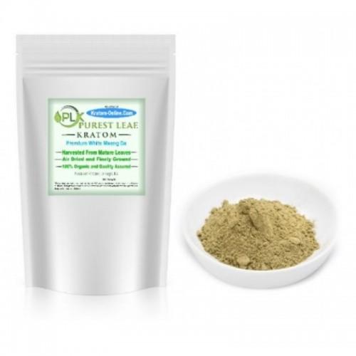 Premium White Maeng Da Kratom Powder